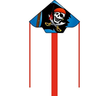 HQ Invento Ecoline Simlpe Flyer Jolly Roger 120 pūķis