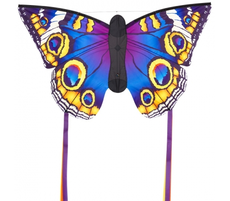 HQ Invento Butterfly Swallowtail Blue L pūķis 130