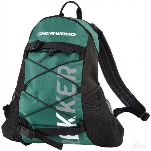 Sherwood Rekker EK3 Backpack Red/Black sporta mugursoma (80074)