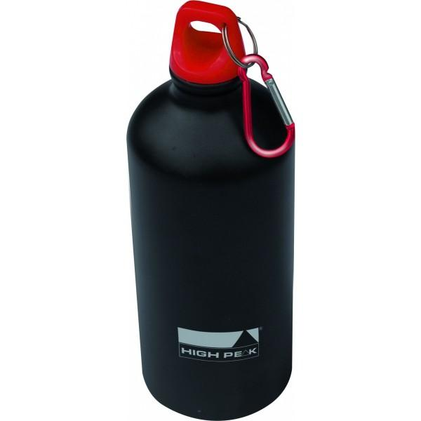 High Peak Aluminium Drinking Bottle 0.6L alumīnija dzeramā pudele (41476)
