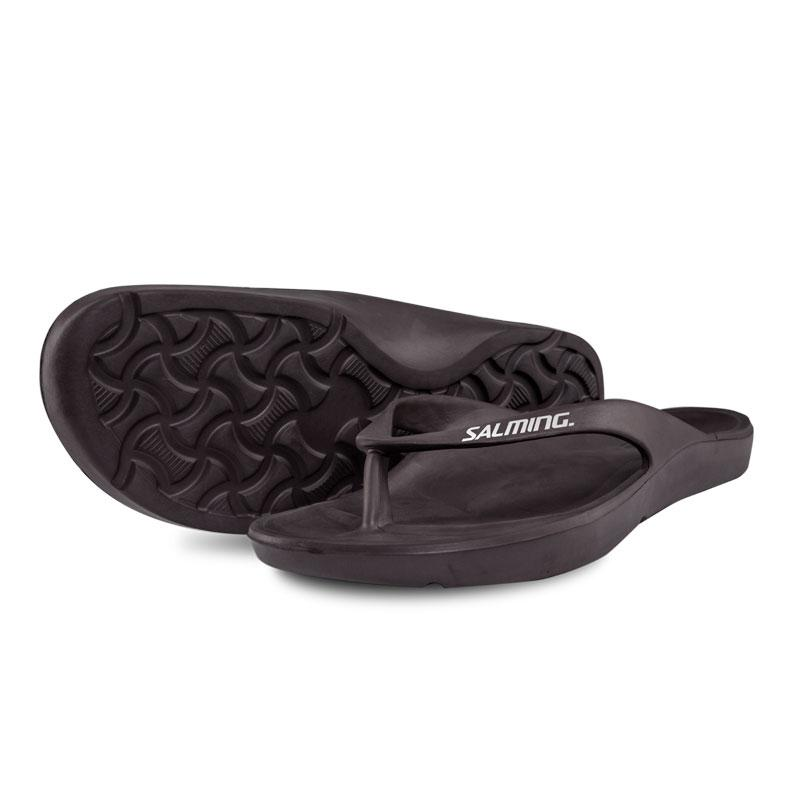 Salming Shower Slipper Black pludmales čības (1233096-0101)