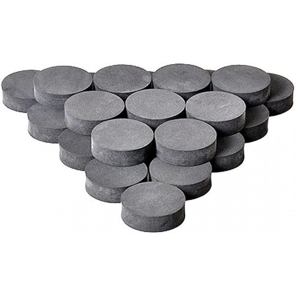 Sher-wood Sherwood 24 Foam Pucks in Container porolona hokeja ripu komplekts (65611)