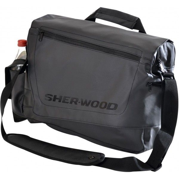 Sher-wood Sherwood Messanger Carrybag Black datorsoma (80086)