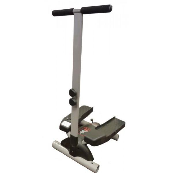 Stamm Bodyfit Twist Stepper With Balance Bar steperis ar balances rokturi