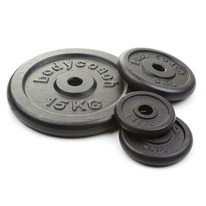 Body Coach 10kg svarcelšanas disks