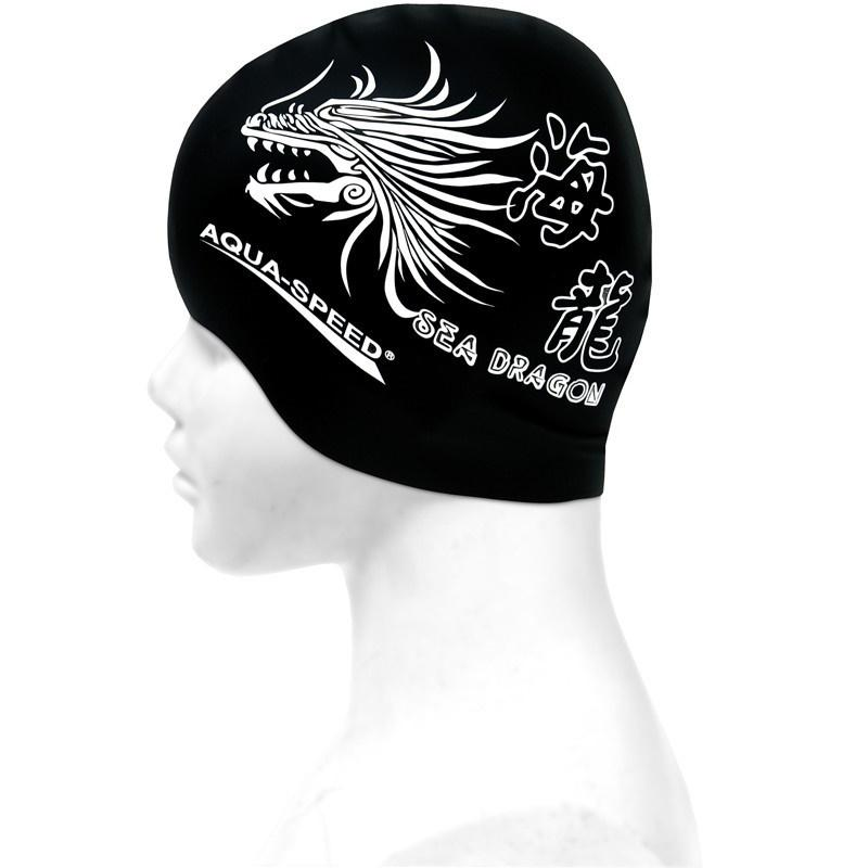 Aqua-Speed Gragon Swim Cap peldcepure