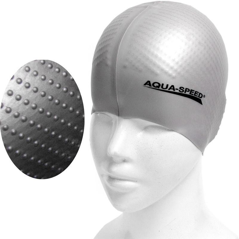 Aqua-Speed Biomassage New silikona peldcepure