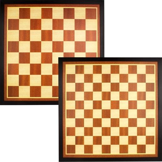 Abbey Chess And Checkerboard šaha un dambretes dēlis