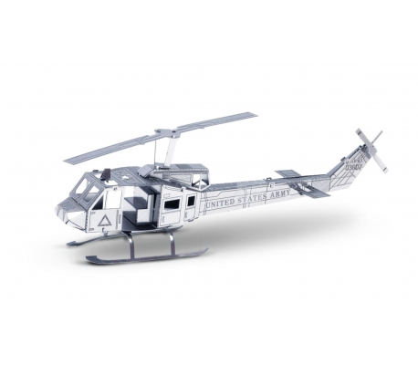 Metal Earth UH-1 Huey konstruktors